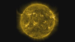 X Class Solar Flare Sends 'Shockwaves' on The ...