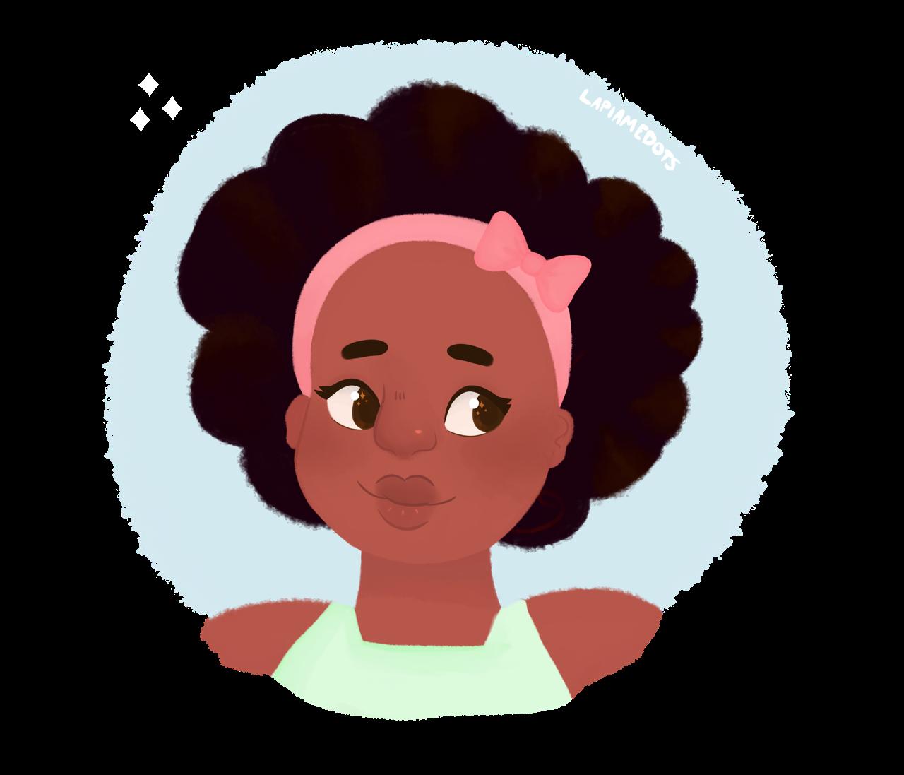 I drew Kiki Pizza! I love her so much