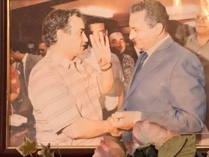 حلمي البلك.. مسيرة حافله من العطاء ودور وطني عظيم مجهول
