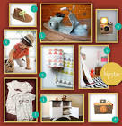 Kids Room Decorating Idea: Hipster Details : Corner Stork Baby Blog