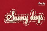 Sunny Days napis