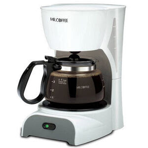 Mr. Coffee Coffee Maker - White