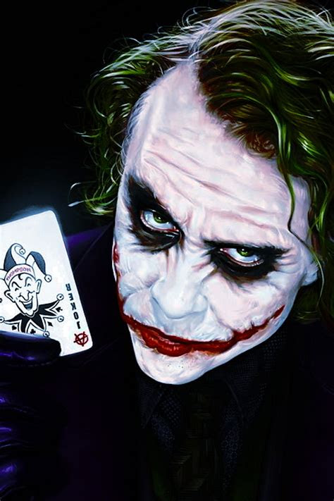 Wallpaper Iphone 7 Joker
