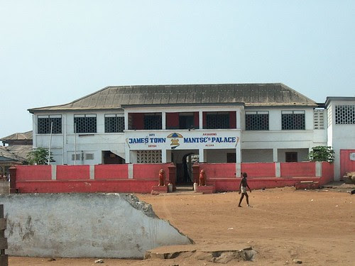 Ga Mantse Palace
