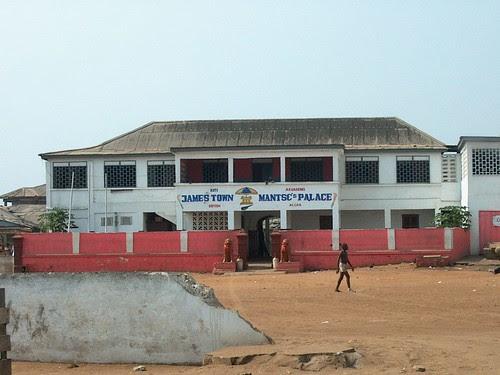 Ga Mantse Palace
