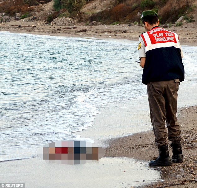 The young boys are among almost 3,000 migrants who have already died this year in the Mediterranean