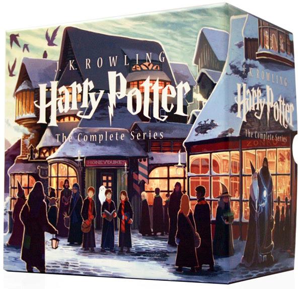 Harry Potter ny box