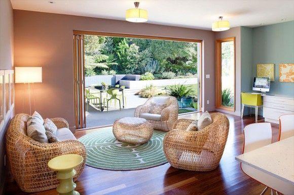 Cómo decorar una Sala o Living Room 12 580x386 Cómo decorar una Sala o Living Room   Diseño Interior Inspiración