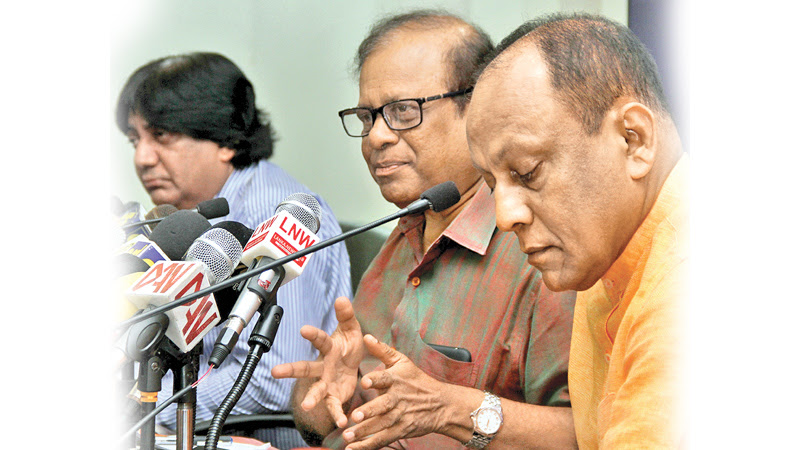 SLFP's Final decision on NCM after April 2 - Minister Susil