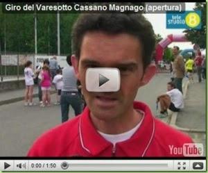 Giro del Varesotto - 3a tappa by teleSTUDIO8_apertura
