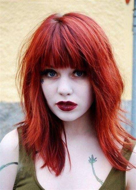 layered hairstyles  medium length hair elle hairstyles