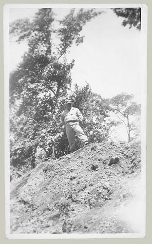 Uniform on a hill