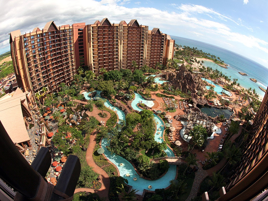Undercover Hotel Review Disneys Aulani Resort in Hawaii