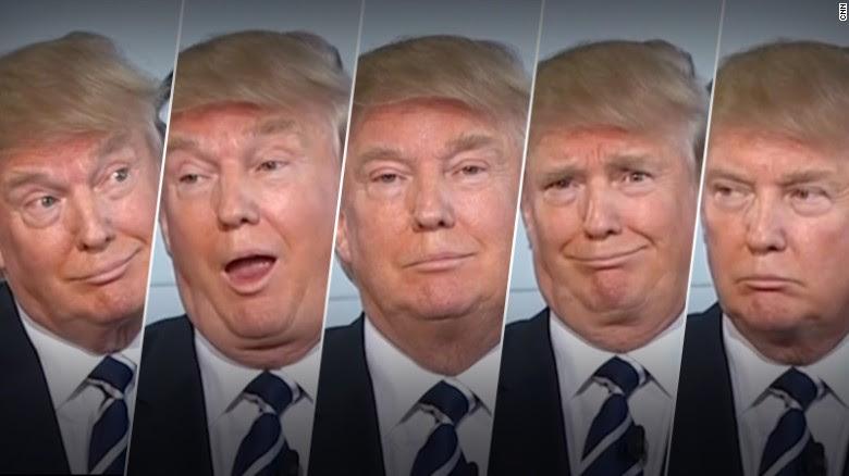 """Hình ảnh Tỷ phú Donald Trump làm """"mất lòng"""" cả thế giới chỉ sau một câu nói số 1"""