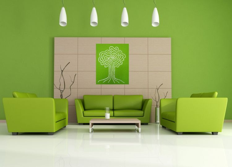 warna  cat  ruang tamu hijau Top Dreamer
