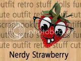 nerdy strawberry