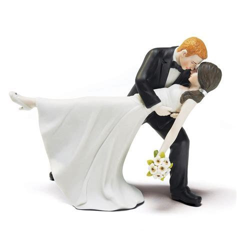 Cake Topper Friday: Dancing Bride and Groom   A Wedding