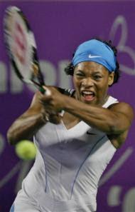 Serena Triumps in Sister Semi