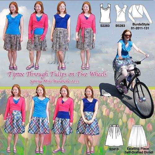 Mini Wardrobe Spring 2011