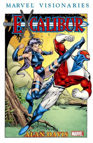 Excalibur Visionaries: Alan Davis, v. 2 cover