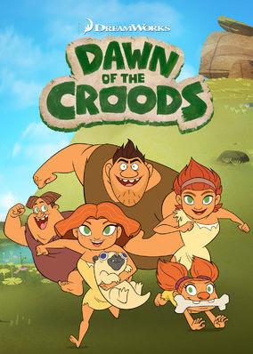 Dawn of the Croods - Season 1
