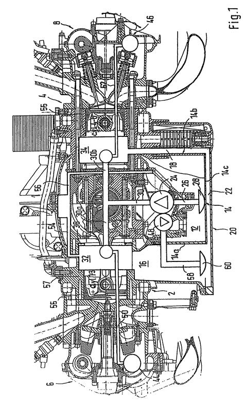 Patent US7819227 - Internal combustion engine with