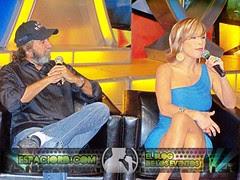Fernando Báez y Luz Garcia