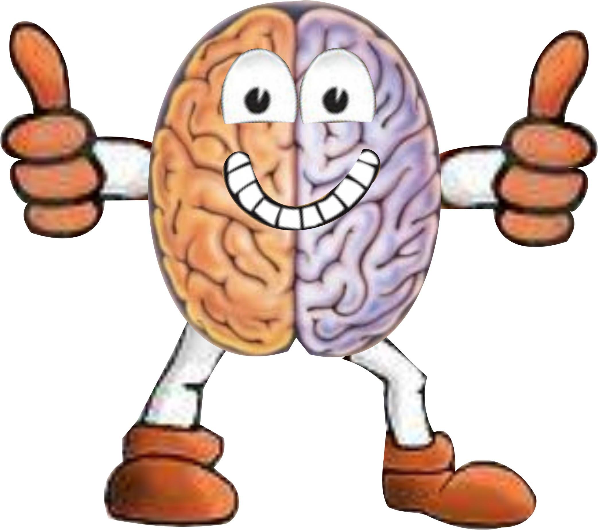 85 Gambar Animasi Otak Lucu Terbaik
