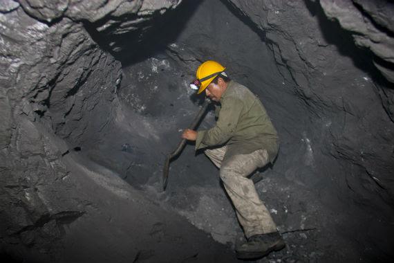 La industria minera da empleo al 0.9% de la PEA en México. Foto: Cuartoscuro.