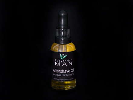 Aftershave Oil