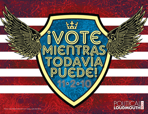 Latino Vote by Political Loudmouth
