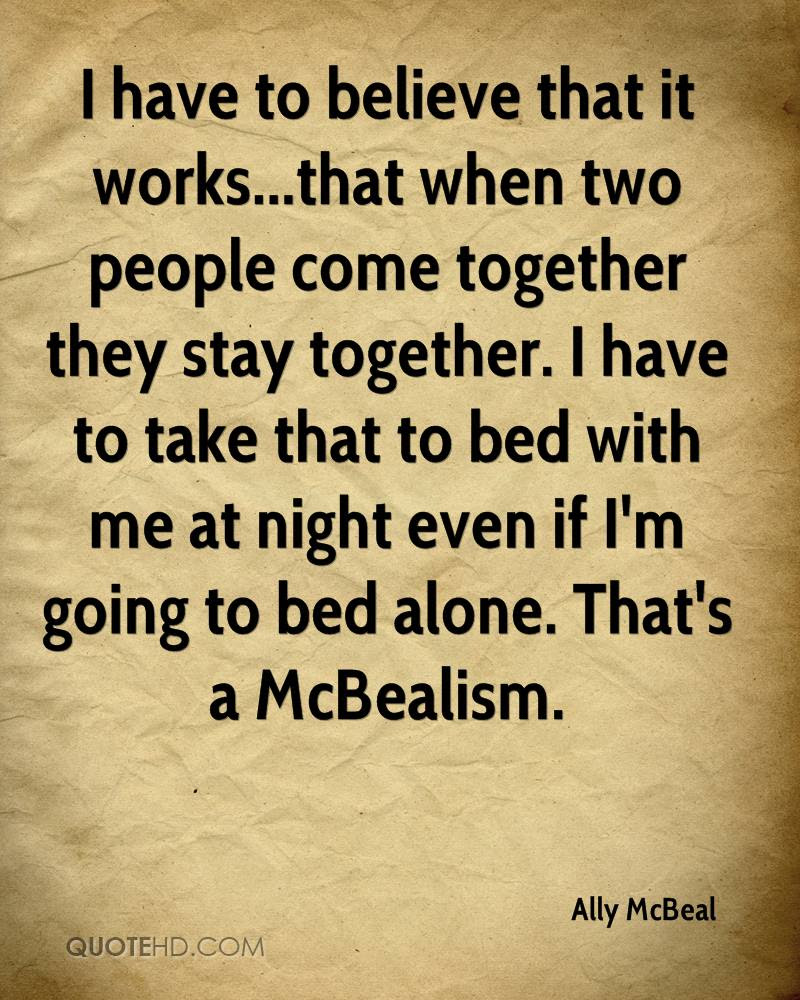 Ally Mcbeal Quotes Quotehd