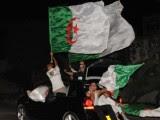 fête supporter Algérie  Coupe du Monde 2014