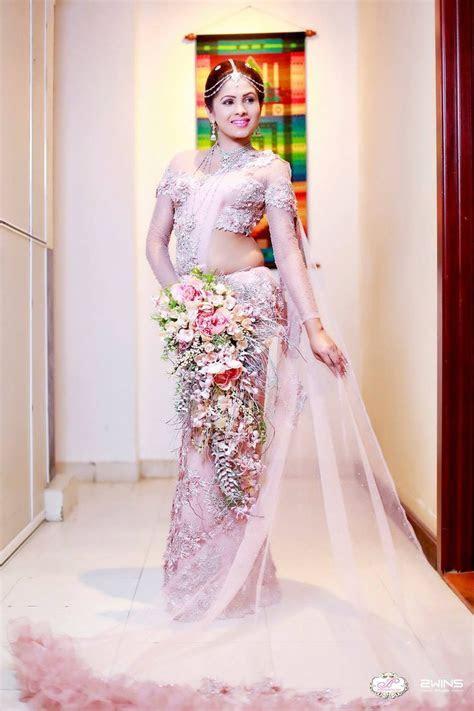 Sri Lankan bride Dressed by: Baratha Indeera Dress