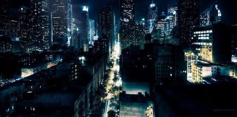 Gotham City Background