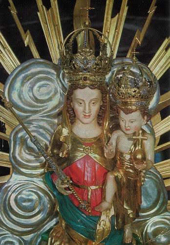 Schwyz, St. Peter, Gnadenbild Unserer Lieben Frau