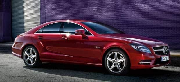 Autos de lujo: Mercedes CLS 350 BlueEfficiency, máxima elegancia para muy pocos