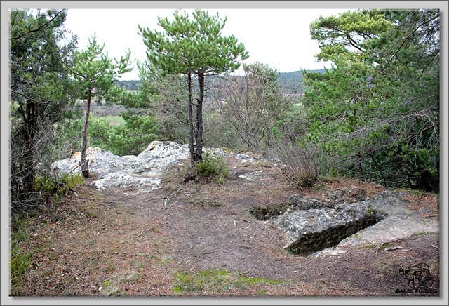 10 Cuevas de Pinedo