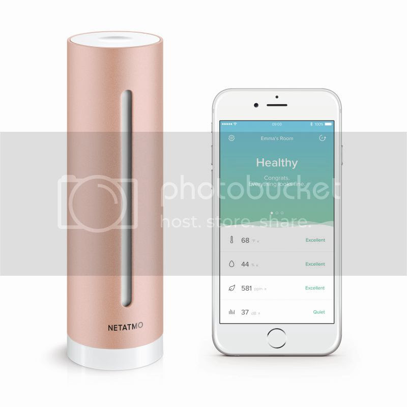 Netatmo Healthy Coach