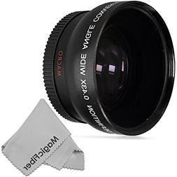Wide Angle Lens K Mount