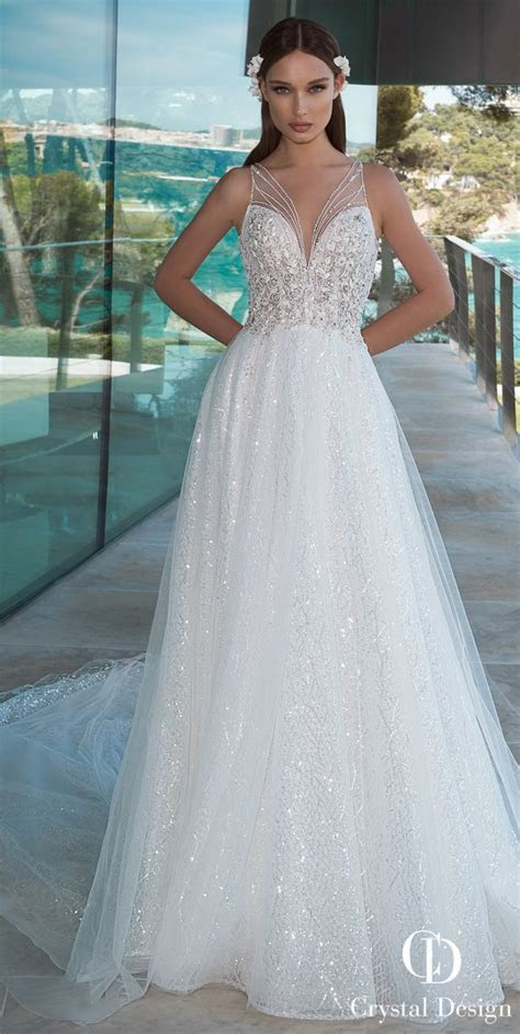 Crystal Designs Wedding Dresses 2019   Belle The Magazine