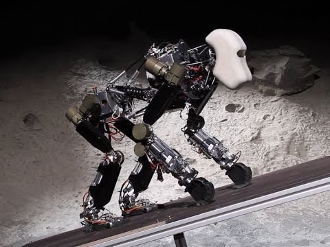 Robotic Ape Being Developed For Space Exploration | 33rd ...