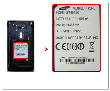 samsung phone model