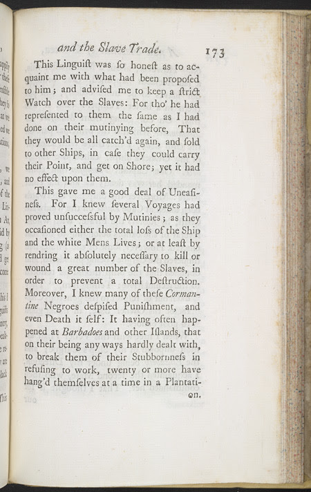 A New Account Of Some Parts Of Guinea & The Slave Trade -Page 173