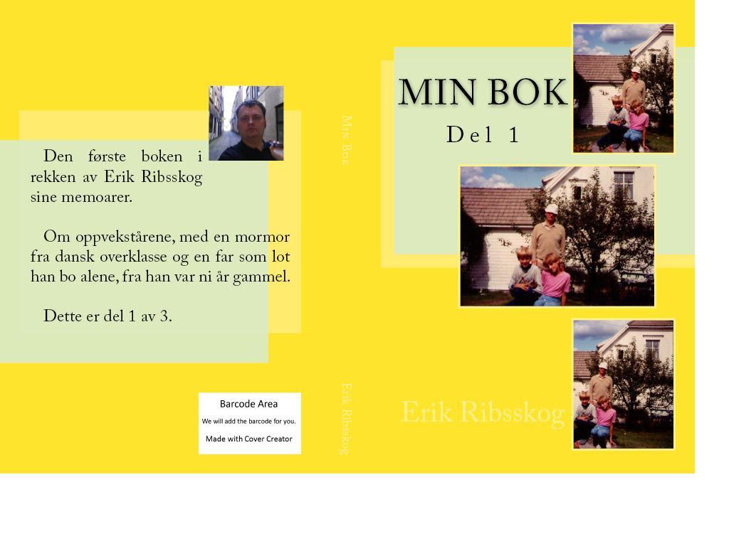 min bok del 1 cover