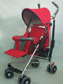 新款- 嬰兒手推車:823 頂級全罩6段180度平躺傘車 出生可坐