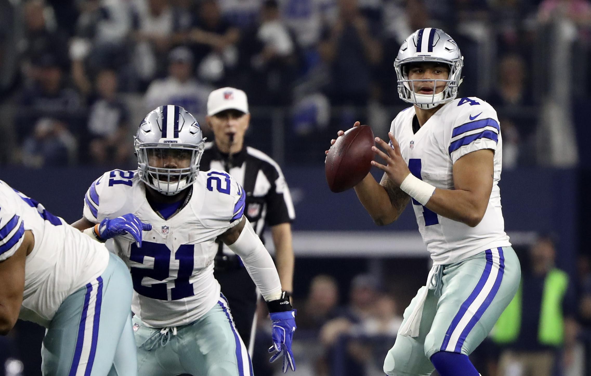 Dallas Cowboys: 5 reasons Dak Prescott will be better in Year 2  FOX Sports