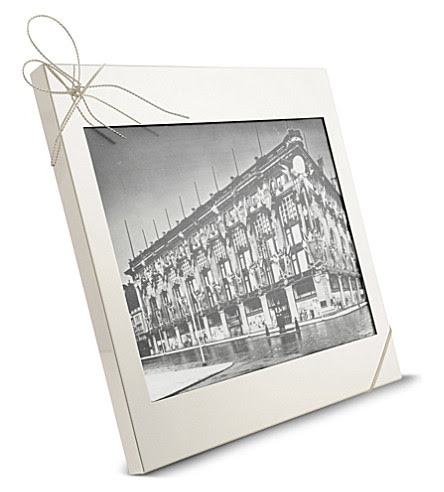 Vera Wang At Wedgwood Love Knots Picture Frame 8 X 10