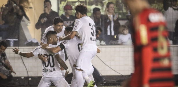 Santos garantiu vaga nas oitavas após bater o Sport na terceira fase da Copa do Brasil