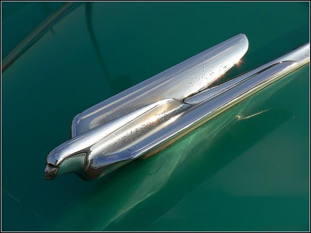 The Gargoyle - Art Deco Car Series